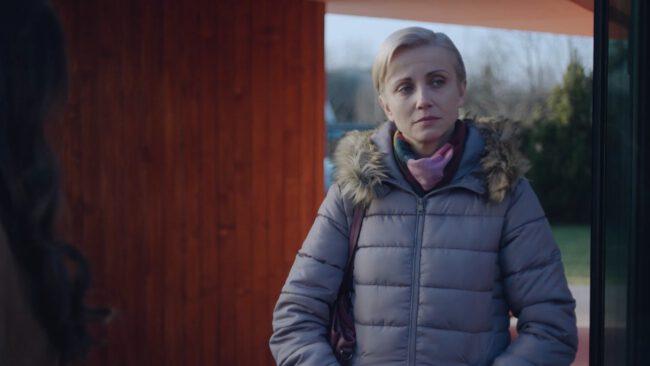 Zawsze warto odcinek 10, Dorota (Katarzyna Zielińska)