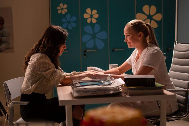 Zawsze warto odc 11. Marta (Weronika Rosati) w ciąży!