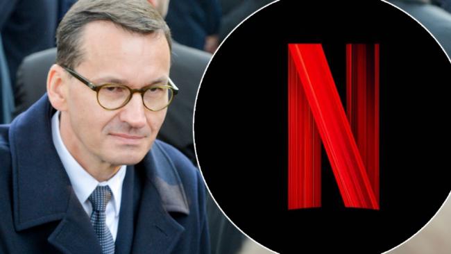 Premier Mateusz Morawiecki apeluje do szefa platformy Netflix. Poszło o mapę Polski!
