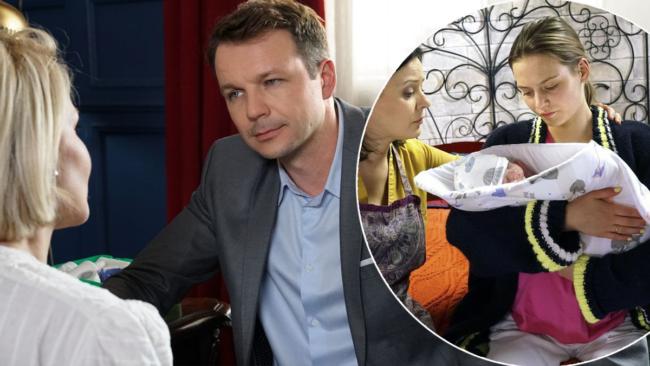 Barwy szczęścia (odc. 2146): Bożena i Bruno adoptują noworodka? Amelia znajdzie im dziecko!