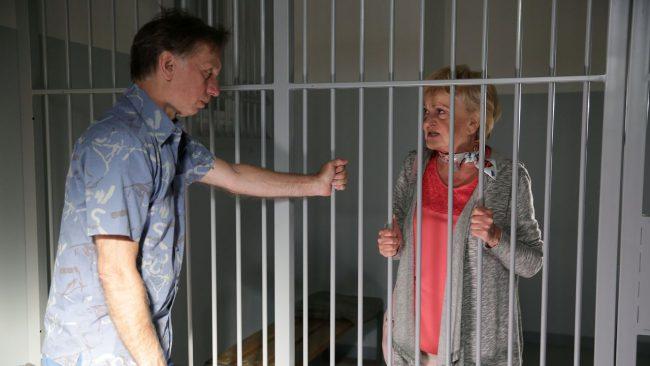M jak miłość odcinek 1470, Kisielowa (Małgorzata Różniatowska), Robert (Krzysztof Tyniec)