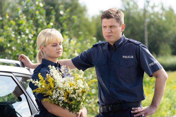 M jak milosc; 2 odcinek 1485 Barbara Wypych (Sonia); Tomas Kollarik (Janek)