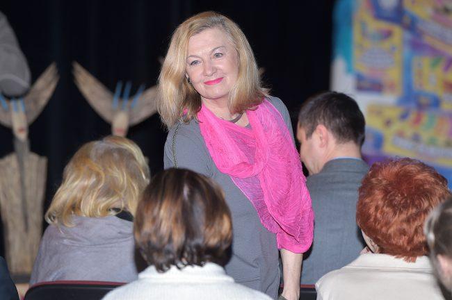 """Halina Rowicka zagra w """"M jak miłość"""""""
