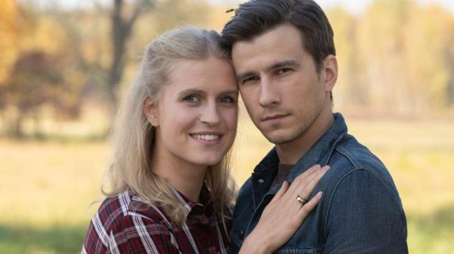 Marcjanna Lelek i Piotr Nerlewski