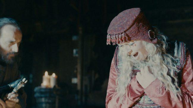 Anna Maria Jopek w serialu Wikingowie