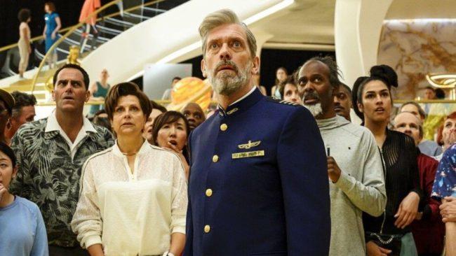 Hugh Laurie w serialu Avenue 5