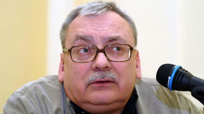 Andrzej Sapkowski autor Wiedźmina