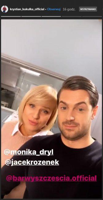 Barwy szczęścia, Artur Chowański (Jacek Rozenek) w szpitalu